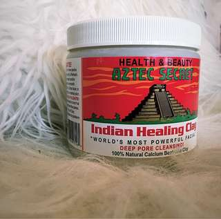 Authentic Aztec Secret Indian Healing Clay