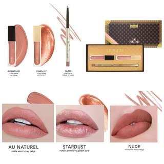 Jouer Le Nude Lip Kit