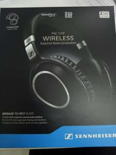 Sennheiser Wireless Bluetooth Headphone