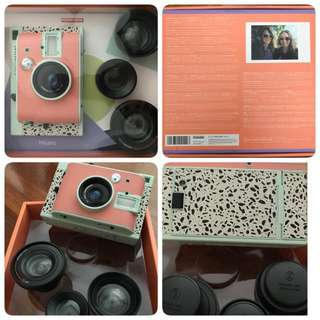 Lomography instant camera (Milano edition)