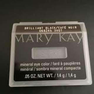 MARY KAY MINERAL EYE - BRILLIANT BLACK