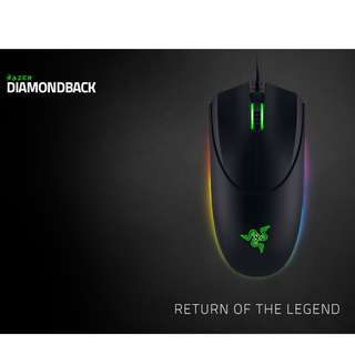 [BRAND NEW] Razer Diamondback 2016 Chroma Gaming Mouse