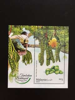 Malaysia 2018 Medicinal Plant MS Mint