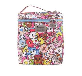 Jujube Tokidoki Fuel Cell Insulated Bag - Tokipops