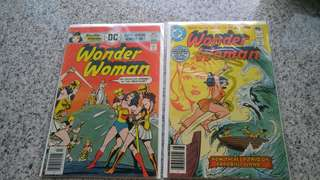 Wonder Woman bronze age comics