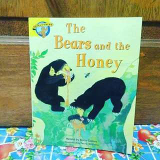 The bears and the honey