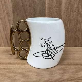 🚚 Vivienne Westwood馬克杯 手指虎馬克杯