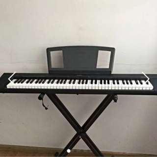 Pre-loved Yamaha NP30 76-Key Portable Grand Piano