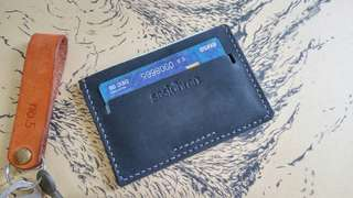 Special OFFER This Week!! Handmade Leather Card slots