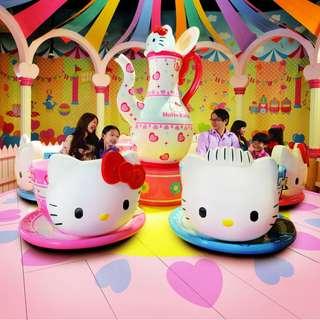 Hello Kitty & Thomas Town (Johor Bahru)