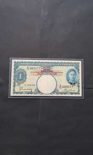 喬治六世$1 P/12 083477