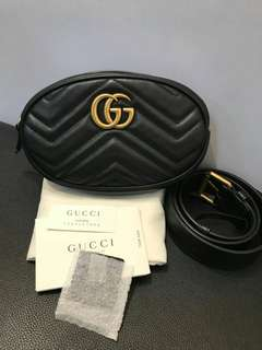 NEW Authentic Gucci Belt Size 85