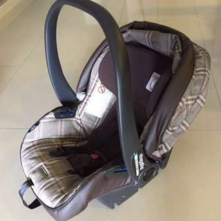 [Used] Peg Perego Primo Viaggio baby carrier car seat
