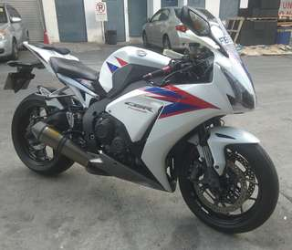 2012 CBR1000RR for sale! One owner only!