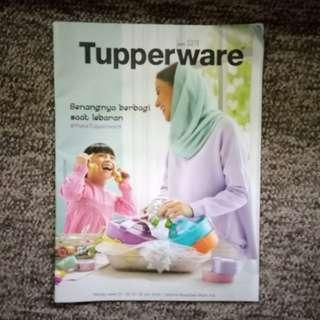 Tupperware(3-30 juni 2018) selama persediaan masih ada.