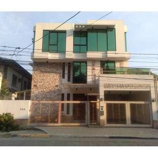3 Storey Duplex House & Lot For Rent