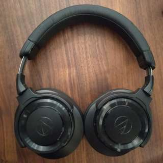 Audio Technica Headphones (under warrenty)