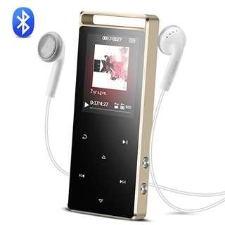 134 8GB Bluetooth MP3 Player