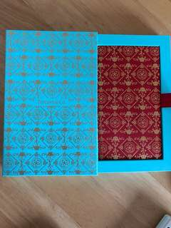Tiffany Red Packet