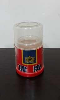 香港懷舊健牌牙籤筒