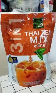 Ranong tea泰式奶茶3合1(一包內有10小包)到期2019年9月5日