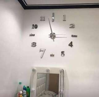 DIY Modern ExtraLargeWall clock