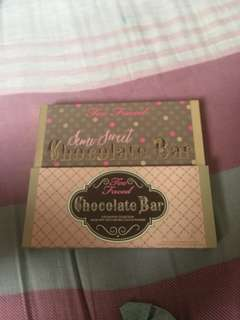 BUNDLE FAKE TOO FACED CHOCOLATE BAR