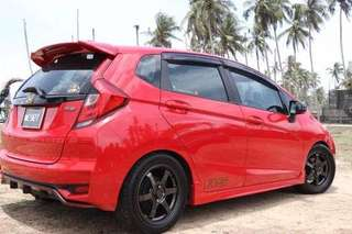 DOOR VISOR HONDA JAZZ GK
