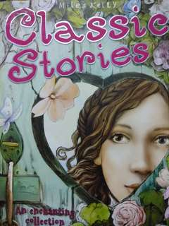 Classic Stories. Collection of classic childhood stories.