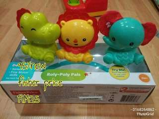 Fisher price rattle preloved