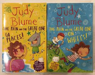 Judy Blume The Pain and the Great One