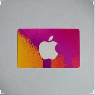 Apple Iphone $1000 Gift card
