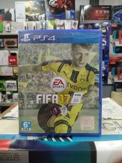 🆕 PS4 FIFA 17