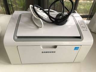 Samsung Printer ml-2165