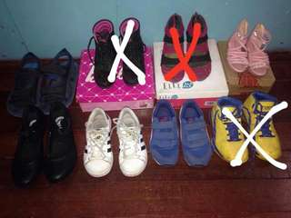 branded shoes for sale..gud condition