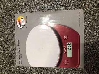 Brand New Kitchen Scale