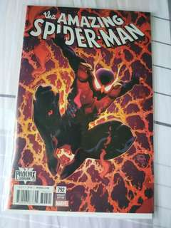 Marvel comics Amazing spider-man 792 variant