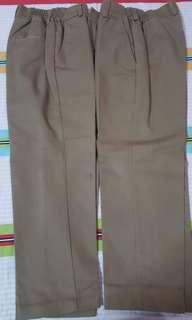 School Khaki Pants
