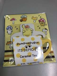 布甸狗-Caramel Tea Bag