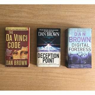Books by Dan Brown