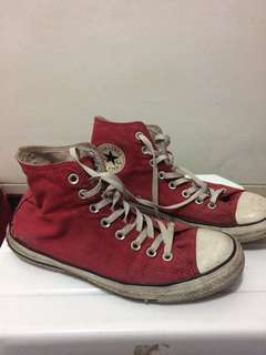 Converse CT Red High