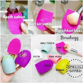 Egg brush