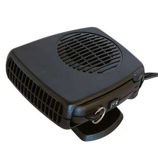 512.XtremeAuto® 12V Blow Car Auto Heater Defroster Demister And Fan Cooler