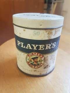 Vintage Cigarette Can