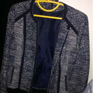 Preloved Blazer Mark & Spencer Dark blue
