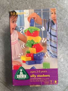 Silly Stacker