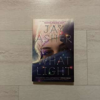 What Light by Jay Asher