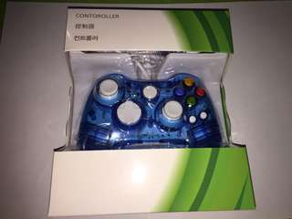 OEM Xbox 360/PC wired controller with afterglow