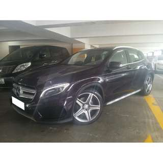 MERCEDES-BENZ 2014 GLA250 4MATIC AMG