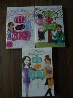 Girl Meets Ghost Series